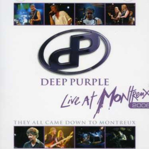 Deep Purple: Live At Montreux 2006 (Audio CD)