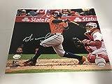 Jose Altuve Autographed Signed Houston Astros MLB 8x10 Photo GTSM Player Holgram