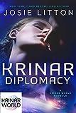 krinar diplomacy a krinar world novella