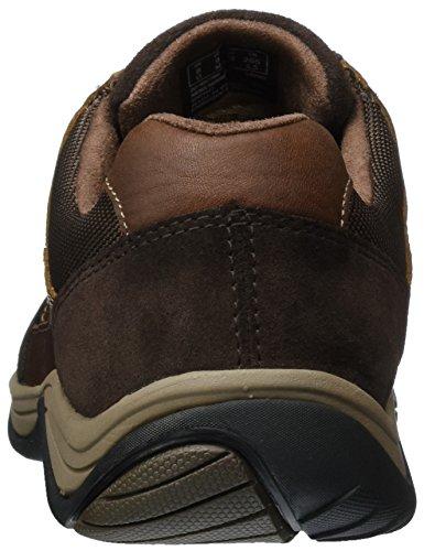 Marrone Mahogany Baystonego Francesine Clarks Uomo Leather GTX qUpxZB