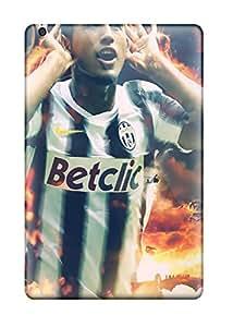 Chris Marions's Shop 6574121K29110503 Tpu Case Cover For Ipad Mini 3 Strong Protect Case - Juventus Arturo Vidal Design