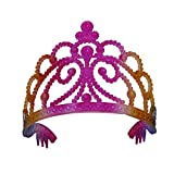 Tiaras and Crowns for Little Girls Rainbow Princess Wand Tiara and Wand Set