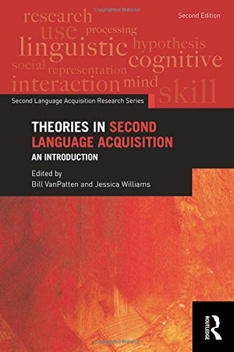 Theories in Second Language Acquisition: An Introduction (Second Language Acquisition Research Series) by imusti