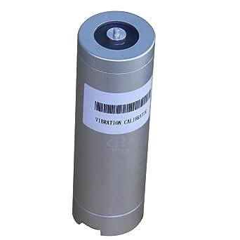 Vibration Calibrator Handheld Shaker Check-ing of Accelerometer vibrometer  Monitoring System VMC-606