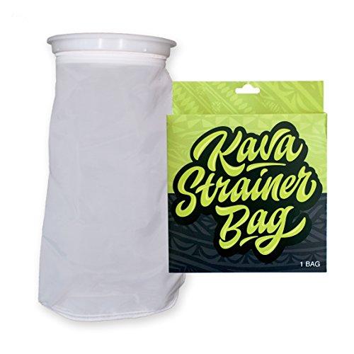 Kavafied Professional Kava Strainer Bag