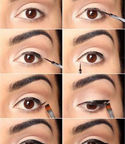 Premium Quality Professional Luxury Makeup Brushes Set 20 PCs Foundation Eyeshadow Flat-top Shadow Blooming Angle Top Eyeshadow Eyebrow Eyeshadow Sponge Eyeliner Ultra fine-Eyeliner Concealer Lip
