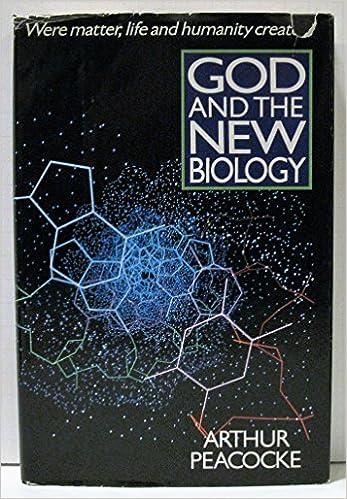 Read online God and the New Biology PDF, azw (Kindle), ePub, doc, mobi