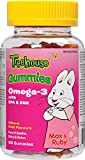 Treehouse Omega-3 gummies, 60 Count capsules
