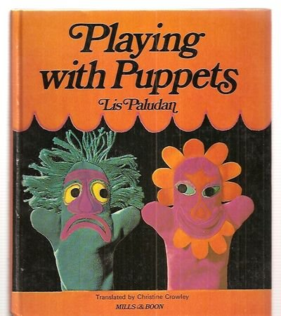 Playing with Puppets (Danish and English Edition) by Mills & Boon