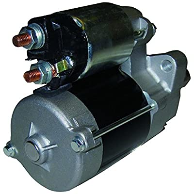 New Starter For 2007-2009 Briggs & Stratton V Twin Vanguard 32HP Air Cooled 807383, 809054, 845760, 428000-0230, 428000-0231: Automotive