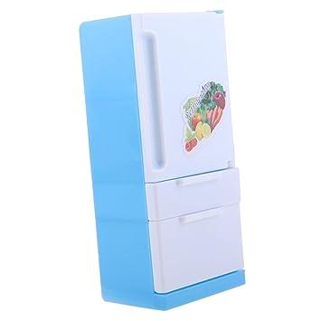 Amazon.es: B Baosity Juguete Nevera de Plástico Electrodoméstico ...