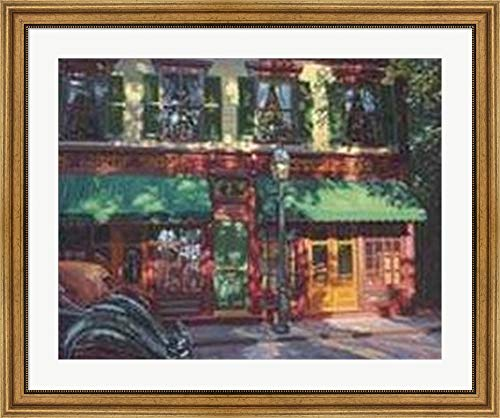 Spring Street I by P. Moss Framed Art Print Wall Picture, for sale  Delivered anywhere in USA