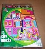 : Preschool - City Blocks - 50 Pcs