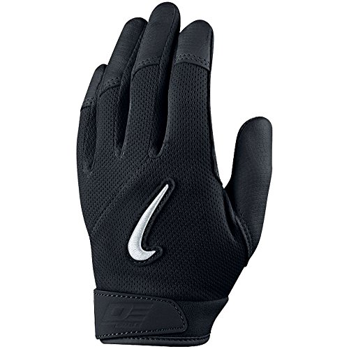 NIKE DIAMOND ELITE EDGE II TEE BALL BATTING GLOVES Youth Small