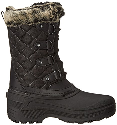 Tundra Womens Augusta Winter Boot Black