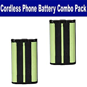 Rayovac RAY193 Cordless Phone Battery Combo-Pack includes: 2 x UL104 Batteries