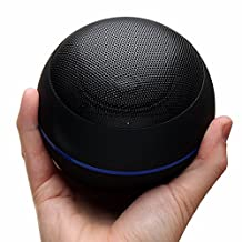 GOgroove Portable BlueSYNC OR3 Bluetooth Speaker with Powerful 5W Driver and up to 32 Hour Rechargeable Battery – Works With Apple iPhone 6 , 6 Plus , Samsung S5 , HTC M8 and More Smartphones