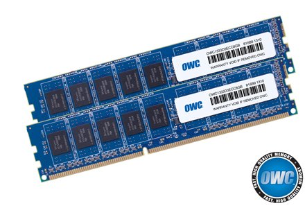 OWC 16.0GB (2 x 8GB) DDR3 ECC PC10600 1333MHz SDRAM ECC For Mac Pro by OWC
