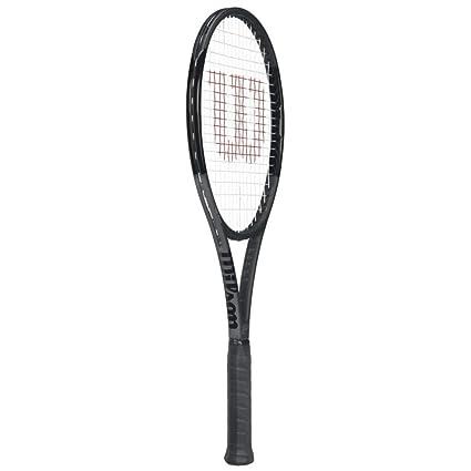 b99a0d539 Wilson Pro Staff RF 97 Black Federer Autograph Tennis Racquet - Quality  String (4-