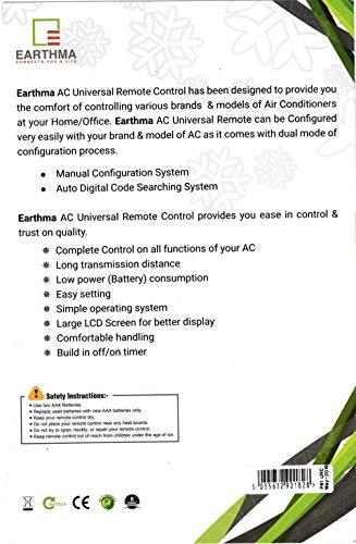 Universal AC Remote Control for CARRIER, GREE, CHIGO