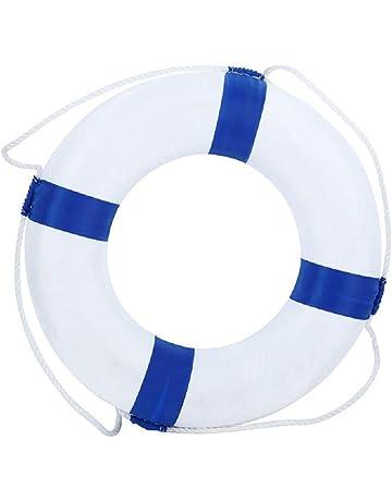 2f4dd9f65b2 Huapa Foam Swim Rings - Children Swimming Pool Lifebuoy Safety Life  Preserver with Perimeter