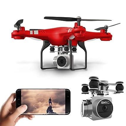 Regrese a la casa Drone Drone con cámara 720P HD Video en Vivo 120 ...