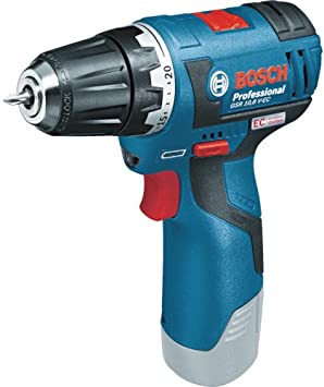 Carton Bosch Professional GSR 12V-15 Cordless Drill Driver Without Battery and Charger