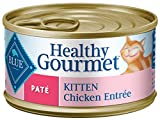 Blue Buffalo Kitten Pate – Chicken Entree – 24 X 3 Oz Review