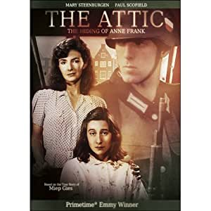 The Attic: The Hiding of Anne Frank [Import]
