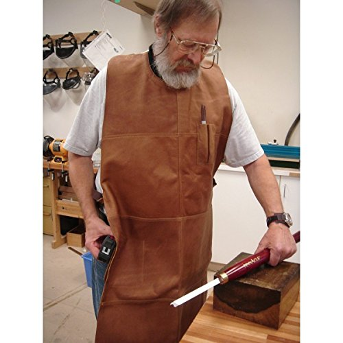 Leather Apron Large by Craftsman Collection by PIEL