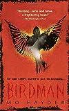 Birdman, Mo Hayder, 0440236169