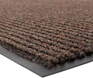 NoTrax 109 Brush Step Entrance Mat, for Lobbies and Indoor Entranceways, 3' Width x 10' Length x 3/8&q