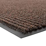 NoTrax 109S0046BR 109 Brush Step Entrance Mat, For