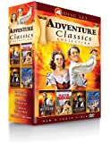Adventure Classics Collection (The Count of Monte Cristo / The Last of the Mohicans / The Man in the Iron Mask / The Corsican Brothers)