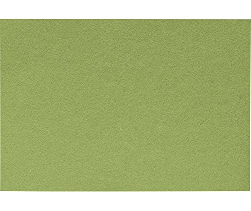 A7 Flat Card (5 1/8 x 7) - Avocado Green (1000 Qty.) by Envelopes Store