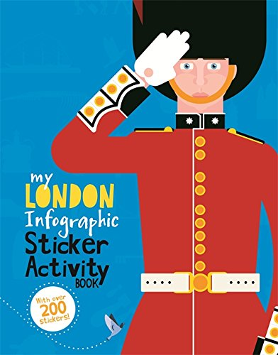 Download My London Infographic Sticker Activity Book (My Infographic Sticker Activity Book) pdf epub