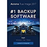 Software : Acronis True Image 2017 - 3 Computer