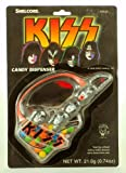 2000 - Shelcore - Micro Bytes - KISS - Candy Dispenser - Demon / Catman / Space Ace / Starchild - RARE - Limited Edition - Collectible