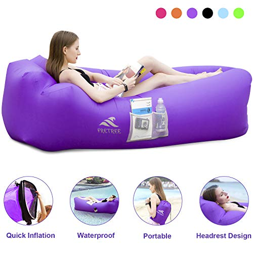 FRETREE Inflatable Lounger Air