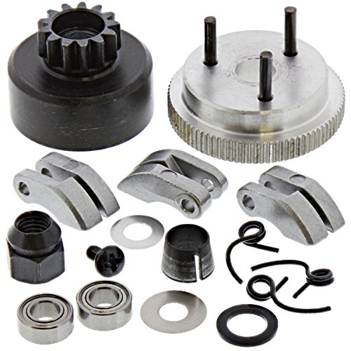 - Kyosho 1/8 Inferno NEO ST 2.0 RS 13T CLUTCH BELL, FLYWHEEL, SHOES & SPRINGS