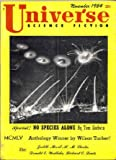img - for Universe Sicence Fiction, November 1954 (Volume 1, No. 8) book / textbook / text book