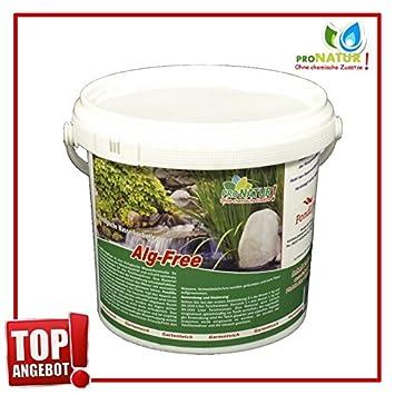 Pond Life ALG-Free produit anti-algues filamenteuses, 1 kg pour 30 ...