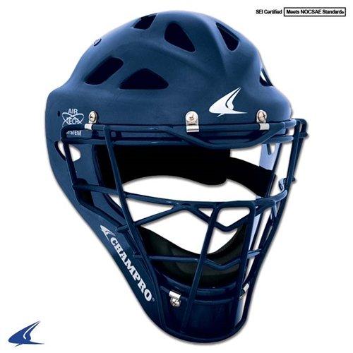 Champro Sports Hockey Style Headgear, Navy, 6½ - ()