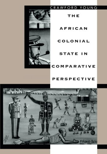 The African Colonial State in Comparative Perspective -