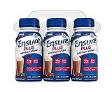 Ensure Plus Nutrition Shakes Milk Chocolate, 8 oz Bottles