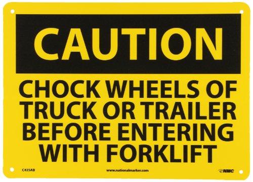 Top 10 best wheel chocks sign 2020