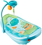 Summer Infant Ocean Buddies Newborn-to-Toddler Baby Tub with Toy Bar