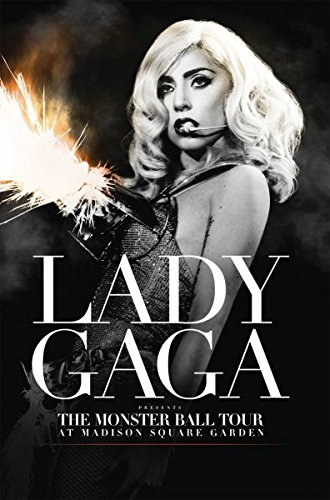 Blu-ray : Lady Gaga - Monster Ball Tour at Madison Square Garden (Portugal - Import)