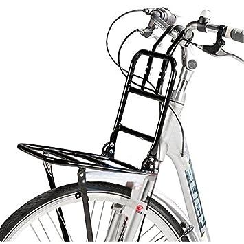 Fahrrad Front Gepäckträger Anbau Träger 15 Kg Vorne Amazonde