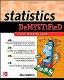 Statistics Demystified 9780071431187
